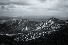 Punctuated (b. ellabarger) Tags: arizona blackandwhite bw mountain snow mountains southwest beautiful beauty pine clouds forest blackwhite cloudy snowy beautifullight pines flagstaff serenity serene peaks sanfranciscopeaks heavenly cloudysky snowscape snowylandscape americansouthwest humphreyspeak beautifulearth flagstaffaz cloudyskies flagstaffarizona beautyinnature punctuated heavyclouds beautifullandscape beautyallaroundme