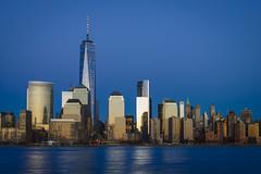 Manhattan Skyline (D-Niev) Tags: ny nyc newyorkcity usa unitedstates visipix