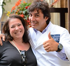 Jean-Christophe Novelli with The Banburian