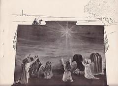 Scene 1 of a 1900 production of Ben Hur (mharrsch) Tags: benhur play presentation lewwallace production novel souvenirbooklet publicdomain 1900 mharrsch