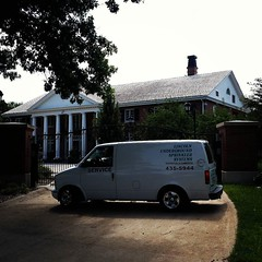 Just another house call. #lnk #lincolnunderground #sprinklers #governorsmansion (Lincoln Underground Sprinkler Systems Inc.) Tags: instagram lincoln underground sprinkler systems inc