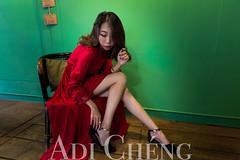 Adi_0019 (Adi Chng) Tags: adichng girl      redgreen