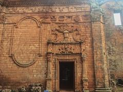 "Trinidad: les ruines de la cathédrale <a style=""margin-left:10px; font-size:0.8em;"" href=""http://www.flickr.com/photos/127723101@N04/28861839474/"" target=""_blank"">@flickr</a>"