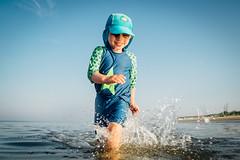 Holiday fun. (Sebastian | rose.fm) Tags: water kids children boy splash fun