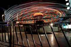 DSC02252 (Moodycamera Photography) Tags: canadiannationalexhibition cne toronto ontario nightphotography rides slowshutterspeed long exposurerlights ferriswheel swing turning twisting spining amusment horse hdr