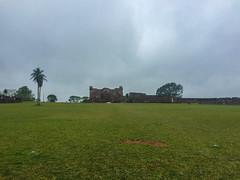 """Trinidad: les ruines de la mission jésuite et sa cathédrale <a style=""""margin-left:10px; font-size:0.8em;"""" href=""""http://www.flickr.com/photos/127723101@N04/29197139510/"""" target=""""_blank"""">@flickr</a>"""