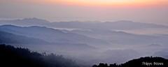 Birmanie 2012 - Kyaikhtiyo  - Rocher d'Or (philippebeenne) Tags: birmanie burma myanmar panorama paysages landscapes