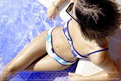 . (Paco Jareño Zafra) Tags: chica girl women piscina swimingpool pool summer verano baño bañador biquini paco jareño zafra pacosrulz canon 6d