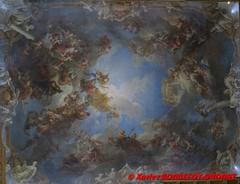Chateau de Versailles - l'Apotheose d'Hercule (soyouz) Tags: fra france geo:lat=4880494500 geo:lon=212175339 geotagged ledefrance versailles chateaudeversailles chateau patrimoineunesco peinture 78yvelines francela