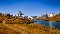 IMG_20160824_C700D_042HDR.jpg (Samoht2014) Tags: bergsee landschaft matterhorn schweiz stellisee wallis wasser zermatt
