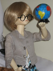 Polynesia 001 (EmpathicMonkey) Tags: bjd bluefairy olive toby photo story ball jointed dolls toys