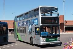 Dennis Trident Alexander ALX400 (DennisDartSLF) Tags: kingslynn bus dennis trident alexander alx400 17741 stagecoach stagecoachinnorfolk ly52zdz norfolkgreen