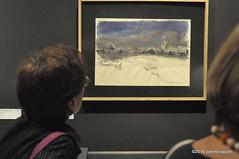 M9090199 (pierino sacchi) Tags: castellovisconteo il900 inaugurazione mostra museicivici pittura sindaco