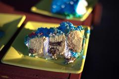 Let Them Eat Cake (raymondclarkeimages) Tags: rci raymondclarkeimages 8one8studios usa canon 50mm18stm food desert sugar sweet cake 6d focus dof icing depthoffield