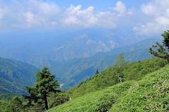IMG_7295 (Nekogao) Tags: japan summer tochigi tochigiken tochigiprefecture nikko nikkonationalpark okunikko mountain mountains landscape scenery            mounthangetsu mthangetsu