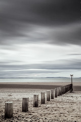 Findhorn (amcgdesigns) Tags: andrewmcgavin findhorn 10stopfilter hitechprond eos7d beach longexposure lonely scotland seascape shore 10stoppernweldglass clouds local moraycoast sky slowshutter stones moody atmospheric