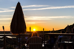 Atardecer en El Rompido, Huelva (Llrup) Tags: sunset atardecer puestadesol shore paseo water agua airelibre playa beach huelva andalucia espaa vacaciones vacations relax tranquilidad