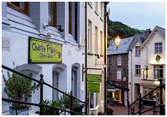 Charlie Fridays Coffes shop Lynton... (kevingrieve610) Tags: lynton noth devon flickr fujifilm texture outdoor autumn 2016 wow