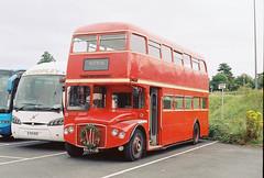 Shaftesbury&District-RME1-KGJ603D-Poole-V1-220711iia (Michael Wadman) Tags: kgj603d shaftesburydistrict bea britisheuropeanairways routemaster verwoodbus poole