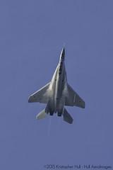 MiG-29M2 747 Blue (Hull AeroImages) Tags: mikoyan mig mig29 mig29m2  29 29 747blue maks2015 maks zhukovsky  uubw