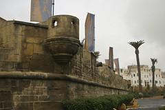 La Sqala, 18th century fortifications, Casablanca (Jonmikel & Kat-YSNP) Tags: casablanca morocco march 2007