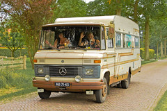 Mercedes-Benz 508 D Camper 1971 (4237) (Le Photiste) Tags: clay daimlerbenzaktiengesellschaftstuttgartgermany mercedesbenz508d mercedesbenz508dcamper germanvan 1971 ar7143 sidecode1 germantruck van trucks camper oldstyleweekendfoxwolde foxwoldethenetherlands thenetherlands hippiebus artisticimpressions beautifulcapture creativeimpuls digitalcreations finegold hairygitselite lovelyflickr mastersofcreativephotography photographicworld thepitstopshop universal vividstriking vigilantphotographersunite wow wheelsanythingthatrolls soe canonflickraward yourbestoftoday thebestshot aphotographersview alltypesoftransport anticando autofocus bestpeopleschoice afeastformyeyes themachines thelooklevel1red blinkagain cazadoresdeimgenes allkindsoftransport bloodsweatandgears gearheads greatphotographers oldvans digifotopro djangosmaster damncoolphotographers fairplay friendsforever infinitexposure iqimagequality giveme5 livingwithmultiplesclerosisms myfriendspictures photographers planetearthtransport planetearthbackintheday prophoto slowride showcaseimages lovelyshot photomix saariysqualitypictures transportofallkinds theredgroup interesting simplysuperb ineffable momentsinyourlife