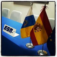 Comenzamos el curso 2012/13,  un nuevo curso cargado de ilusión y nuevos emprendedores... Y van 20 años ya...parece que fue ayer. #formacion #empresas #Tenerife #canaryisland #Canarias #iger #igerscanarias #instagram