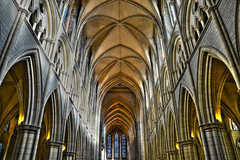Truro Cathedral (Nige H (THANKS for 275k views)) Tags: cornwall cathedral truro trurocathedral dramatictonemapped
