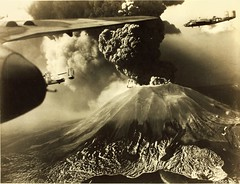 Mt. Vesuvius Eruption Photo
