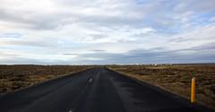 2011 06 01 - 5150 - Sandgeri - Rt 41 (thisisbossi) Tags: streets rural iceland panoramas farms roads plains sland reykjanes panoramics lavafields sandgerdi sandgeri reykjanesskagi sandgerthi