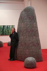 photoset: Künstlerhaus: Heide & Makis Warlamis - Kunst für Europa (16.10.-11.11.2012)