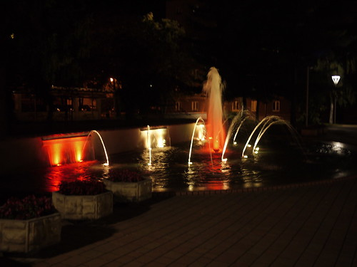 """City LED Fountain • <a style=""""font-size:0.8em;"""" href=""""http://www.flickr.com/photos/83986917@N04/8096532117/"""" target=""""_blank"""">View on Flickr</a>"""