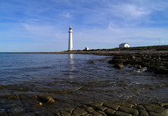 Point Lowly lighthouse, South Australia (danimations) Tags: lighthouse southaustralia pointlowly spencergulf pointlowlylighthouse