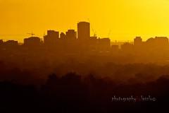 City of Gold (Laszlo Bilki) Tags: sunset colour nikon cityscape explore adelaide southaustralia