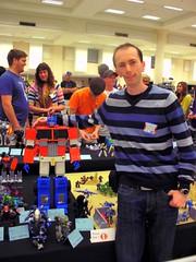 Mechagodzilla 2012 BrickCon 2012 - Erik Hagsved