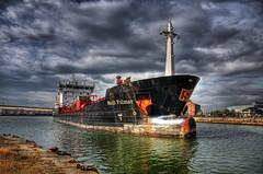 Stolt Fulmar. (Proscriptor McGovern) Tags: birkenhead fulmar shipping mersey tankers stolt