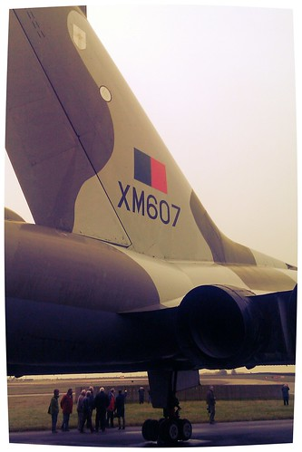The Tail of Vulcan 607