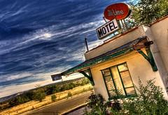 Hi-Line Motel (Ken Yuel Photography) Tags: arizona route66 unitedstates decay motherroad us66 mainstreetamerica ashfork oldmotels fadingamerica digitalagent kenyuel vacantmotels