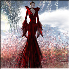 its falling... (Renee_ Parkes) Tags: azul poetic renee secondlife cz dreamworld glitterati tuty jamman slfashion reneeparkes chopzuey
