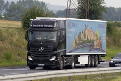 Mercedes-Benz New Actros MP4 (Czyzu) Tags: new look deutschland mercedes benz mp4 actros