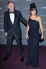 Salma Hayek, Francois-Henri Pinault LACMA 2012 Art + Film Gala Honoring Ed Ruscha and Stanley Kubrick presented by Gucci at LACMA - Arrivals Los Angeles, California