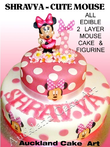 Flickriver Anita Auckland Cake Arts photos tagged with minnie