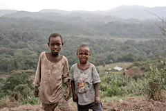 How can we help? (Chris Small.) Tags: africa school students kids boat fishing teacher safari teaching uganda volunteer kampala blackboard 2012 kanungu headteacher southernuganda