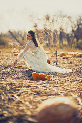 autumn bounty (schaharazad) Tags: autumn sunlight white black color fall nature pumpkin model review patch