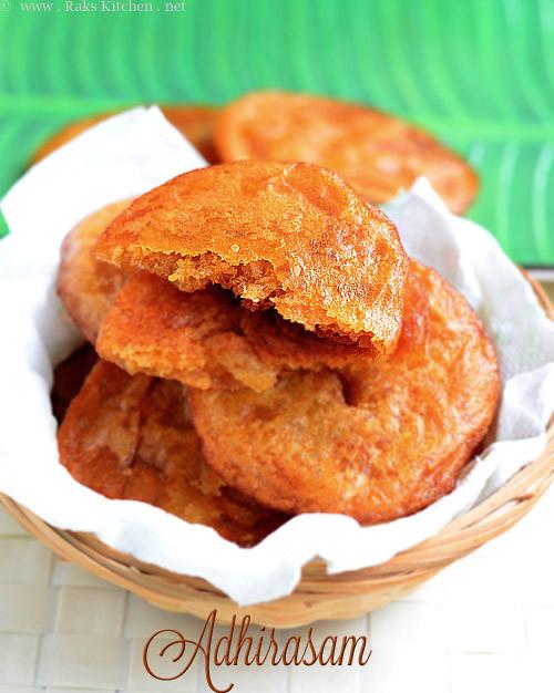 1-adhirasam-recipe-step by step