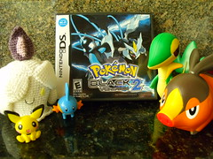 Pokemon Black 2!!! (Icedeb) Tags: pokemon black2