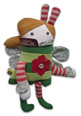 Gracie Pixie (bigbrownmonster) Tags: monster daddy fun toy design child handmade creative pixie plush fairy parent gift kawaii handcrafted  ideas   preschooler             stayathome       bigbrownmonster wilkietan