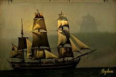 ~ HMS Bounty ~ Farewell ~ (stephgum32807) Tags: texture nova shipwreck tahiti scotia piratesofthecaribbean hmsbounty mutinyonthebounty artcityart bestevercompetitiongroup creativephotocafe