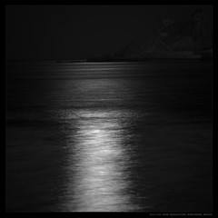 MOON REFLECTIONS MONOCHROME (Sultanate of Oman) (Denis F...) Tags: ocean light sea mer moon water night lune reflections square noche nikon eau east lumiere middle oman nuit reflets muscat gcc muttrah carre   sultanate mascate moyenorient  masqat  rmg:aaw=0 rmg:aal=0 rmg:aav=1 rmg:tag=26y2v