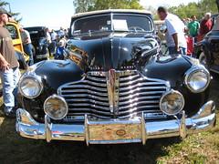 1941 Buick (Hugo90) Tags: auto show fall classic car club buick pennsylvania antique convertible vehicle motor eastern region meet 1941 2010 aaca